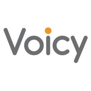 Medium logo voicy 300 300