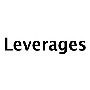 Medium leverages logo