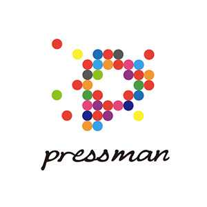 Medium sankak pressman logo